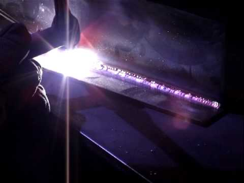 TIG Welding stainless steel with the Everlast Super Ultra205