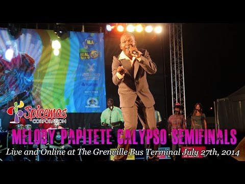 Melody Papitete Calypso Semi Final video