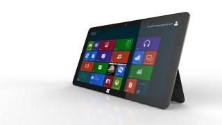 Speed Model | Microsoft Surface Tablet | CxD
