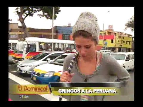Gringos a la peruana: extranjeros que se ganan el pan de cada día en Lima