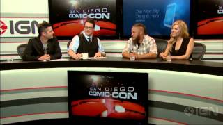 Vikings: Travis Fimell and Katheryn Winnick Interview - Comic-Con 2013