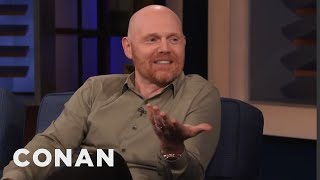 "Bill Burr Is Glad He Never Watched ""Game Of Thrones"" - CONAN on TBS"