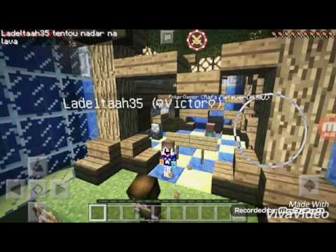 Minecraft PE guieherme 0.16.2 😃