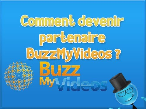 Comment devenir partenaire - BuzzMyVideos Network | Info Youtube
