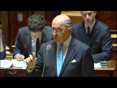 David Rachline interpelle Laurent Fabius à propos du tourisme et du Puy du Fou