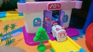 ROBOCAR POLI AND FRIENDS SERIES TOY!!! ITS FUN
