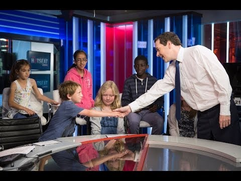George Osborne: Watch The Full Hotseat Interview