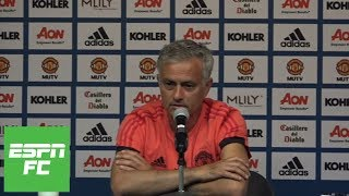 Did Jose Mourinho take a dig at Paul Pogba in his press conference?   ESPN FC