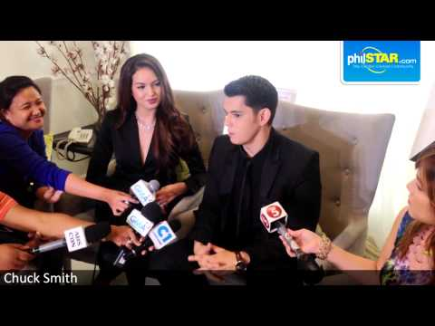 Richard Gutierrez and Sarah Lahbati on son Zion