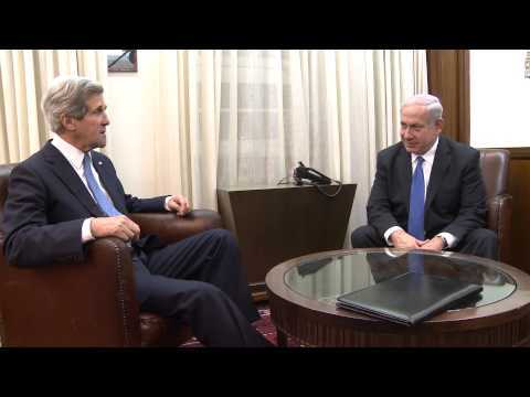 Visit of Secretary of State John Kerry to Jerusalem and Ramallah, April 7-9, 2013