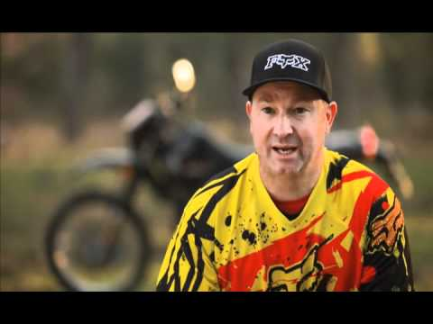 MXTV Bike Review - 2011 Suzuki DR650SE