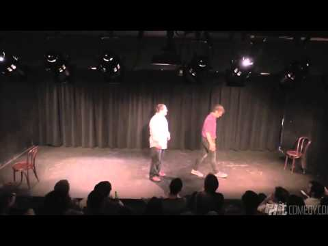 BODYSNATCHERS - June 7, 2014 at Philly Improv Theater (Duofest)