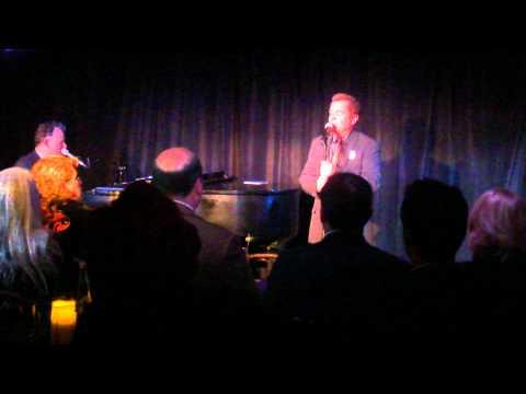 Jeffrey Stewart - Jeffrey sings at The Magic Castle - Jim Carusos CAST PARTY 10-7-2010