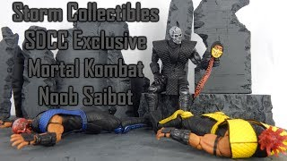 Storm Collectibles SDCC exclusive Mortal Kombat Noob Saibot Review