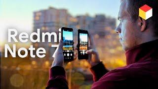 Redmi Note 7 + Google Camera = Бюджетный Google Pixel