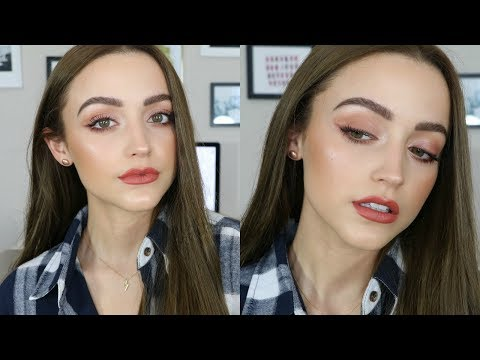 Every Day Makeup Routine   10 Minute Makeup
