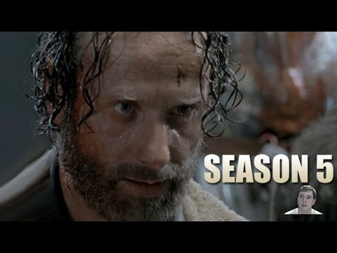 The Walking Dead Season 5 Post Trailer Predictions!