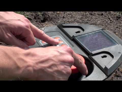 HighTech Im Garten - Gardena AquaContour + Bewässerungssteuerung