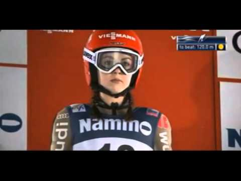 Ski jumping World Cup 2016 Ladies. Oslo
