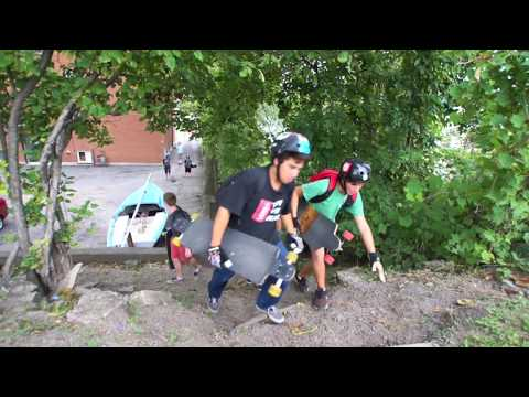 Side Street Surfing - Thorold - August 11 2014