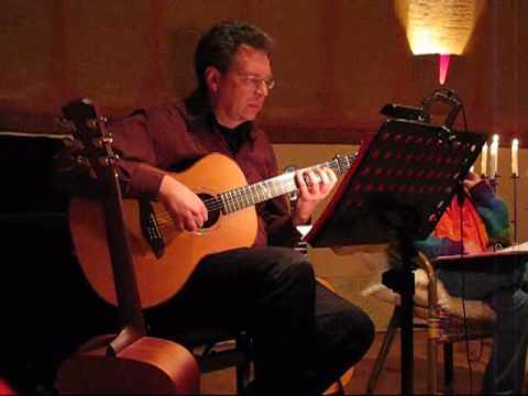 English Air - Laurindo Almeida - live recording by Stephan Thomas Weniger -