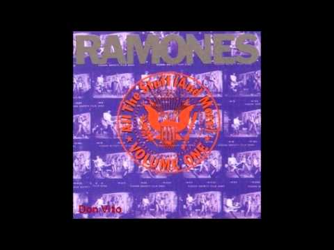 Ramones - I Wanna Be Learned/ I Don