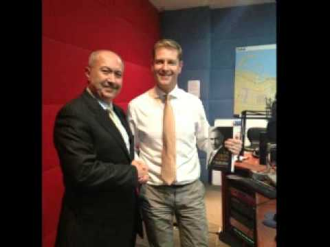 Eye on dubai radio interview with president fouad makhzoumi