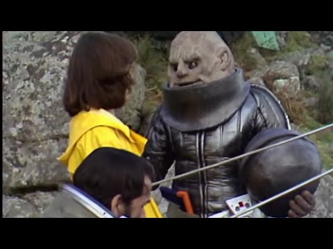 Sarah meets her second Sontaran