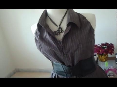 Camisa a blusa de mujer