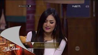 Ini Talk Show 10 Januari 2015 Part 3/4 - Cinta Laura, Gracia Indri dan Maria Selena