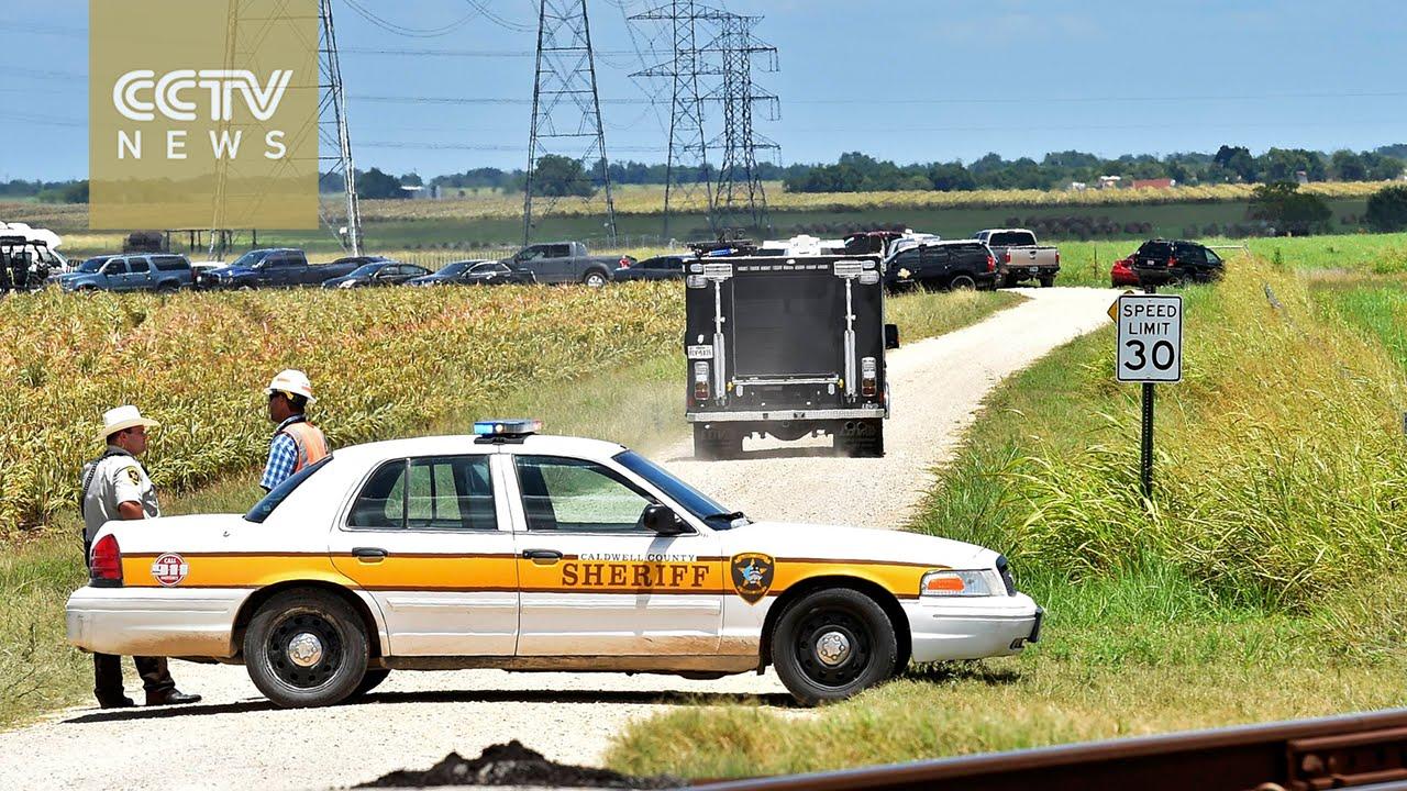 16 killed in Texas hot-air balloon crash