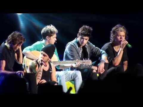 Little Things - One Direction Where We Are Tour São Paulo (10 5 14) video