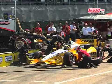 Fórmula Indy - Helinho quer o vice-campeonato - TV Minuto