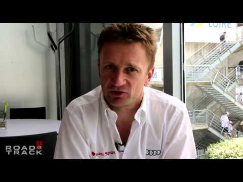 Allan McNish on why so many great drivers come from Scotland