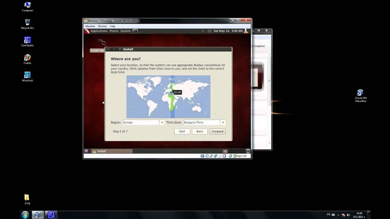 kali linux penetration testing tutorials pdf