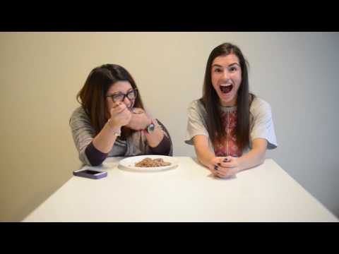 Download Lagu Russian girl lets Filipina try Russian food first time (Food Challenge/Taste Test/Food Trying) MP3 Free