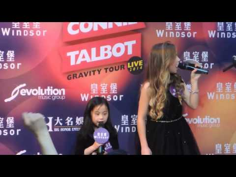 Connie Talbot - Let It Go , Fans meeting in HK 2014