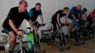 Energy Gym Edinburgh, Stephen Keppie VIRTUAL SPIN.MP4