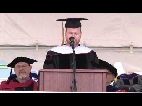 Joss Whedon '87 - Wesleyan University Commencement Speech - Official