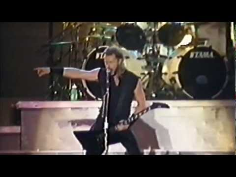 Metallica - [HD] For Whom The Bell Tolls (with Jerry Cantrell) (1994.08.09) Oklahoma City, USA