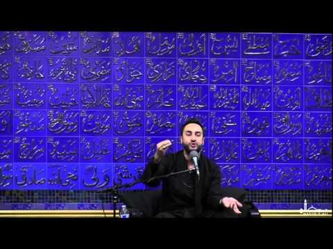 3. Islam And Refugees - Dr. Sayed Ammar Nakshawani - Muharram 1437 - Masjid-e-Ali