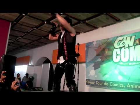 Cesar Franco - Mi Corazon Encantado (Opening Dragon Ball GT) Concomics Music Acapulco