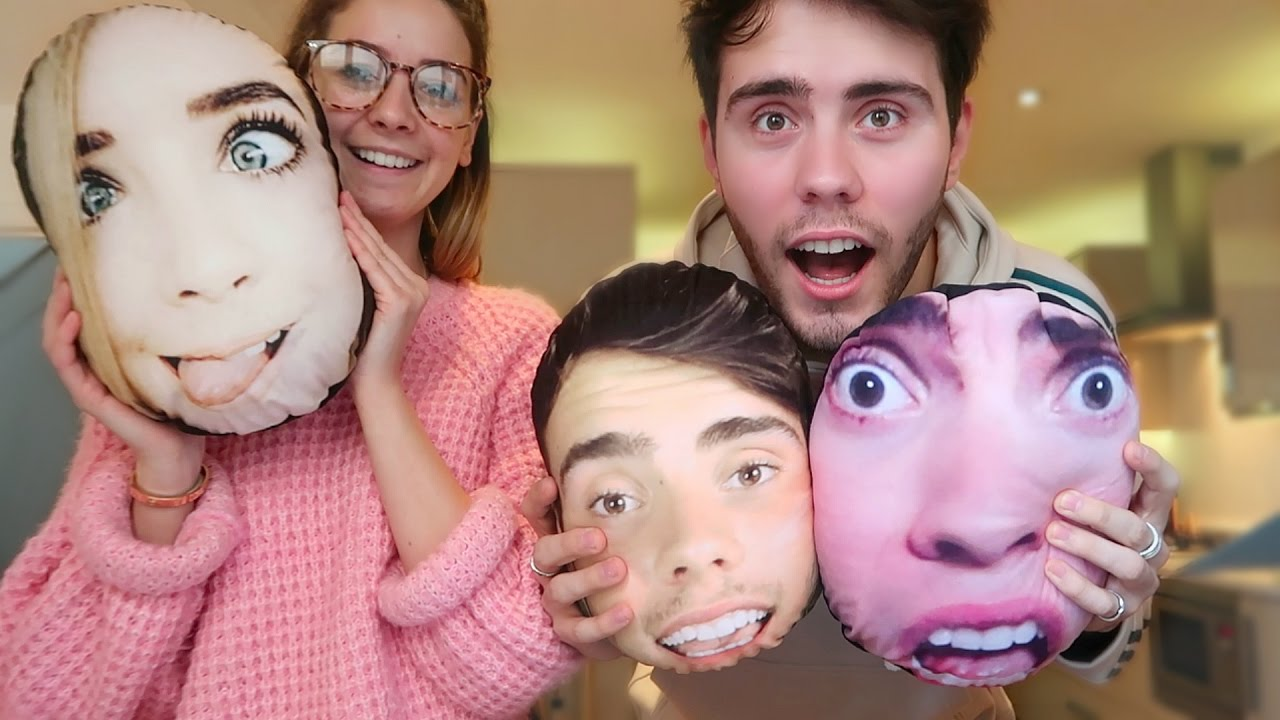 Zoella alfie new house