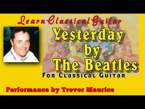 0 Yesterday by the Beatles (www.learnclassicalguitar.com)