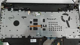 Acer Aspire E5 575G Laptop - It is not possible to replace the keyboard