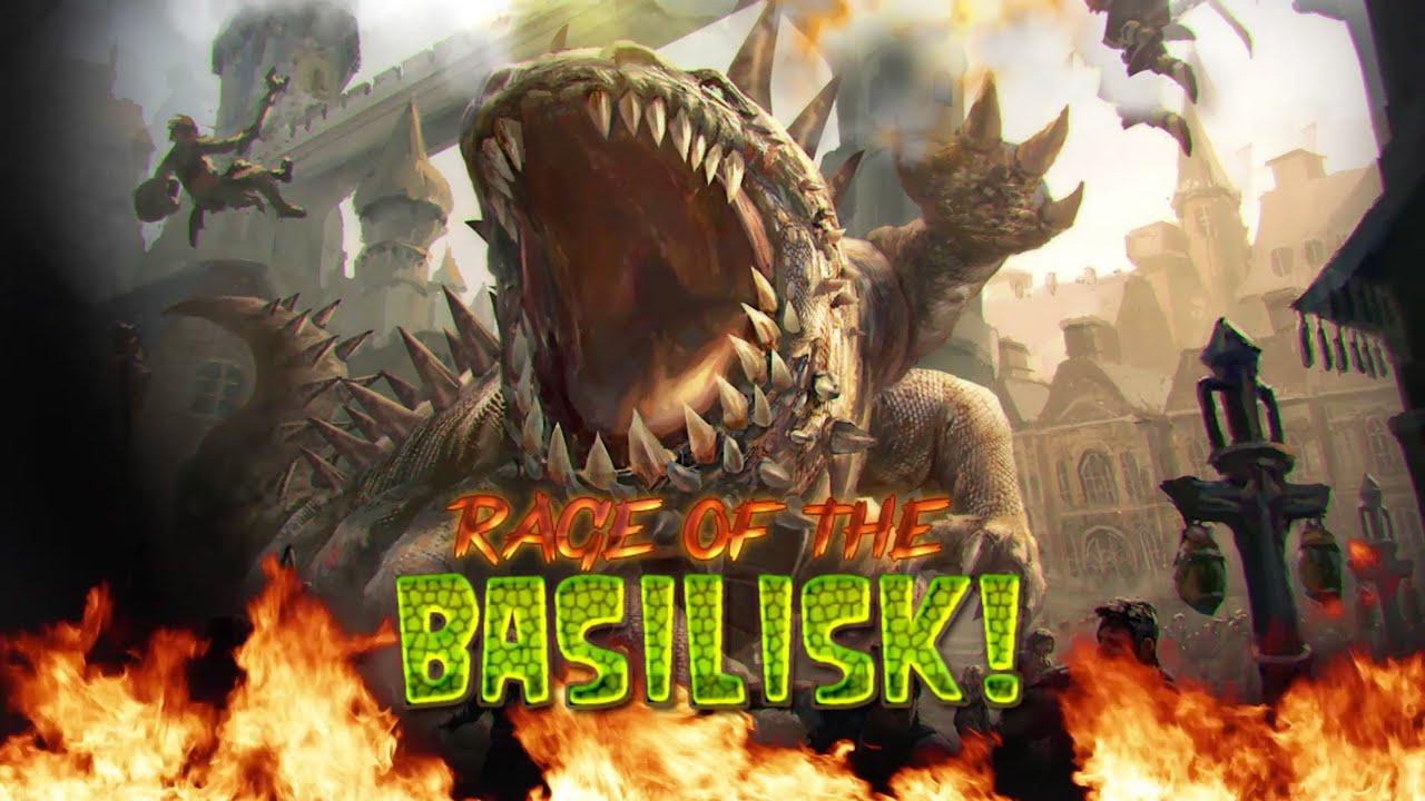 Basilisk Dragon Nest Dragon Nest Sea Rage of The