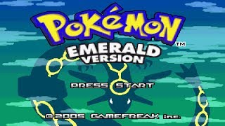 Pokemon Emerald Randomized Live - Part 1