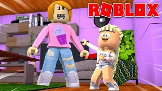 Roblox Role-play | Molly Gets Braces & Sara Picks On Her!