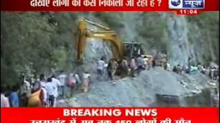 Uttarakhand Flood 2013: Largest rescue operation is still on after Uttarakhand floods