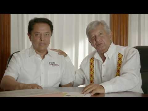 Conversación entre AMLO y Pablo Sandoval